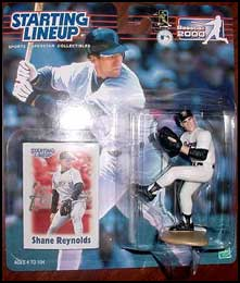 2000 Baseball Shane Reynolds Starting Lineup Picture