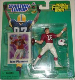 Jake Plummer 2000 Football SLU Figure