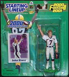 John Elway 2000 Football SLU Figure