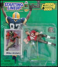 2000 Football Mike Alstott Starting Lineup Picture