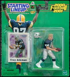 2000 Football Troy Aikman Starting Lineup Picture