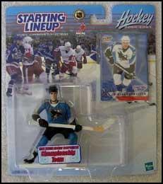 2000 Hockey Niklas Sundstrom Starting Lineup Picture