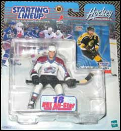2000 Hockey Ray Bourque (Bruins) Starting Lineup Picture