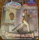 2001 Cooperstown Reggie Jackson Starting Lineup Picture