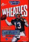 Wheaties Series II Dan Marino Starting Lineup Picture