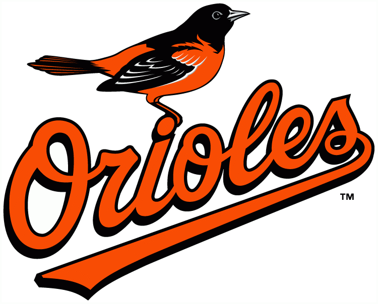 Baltimore Orioles SLU Figures