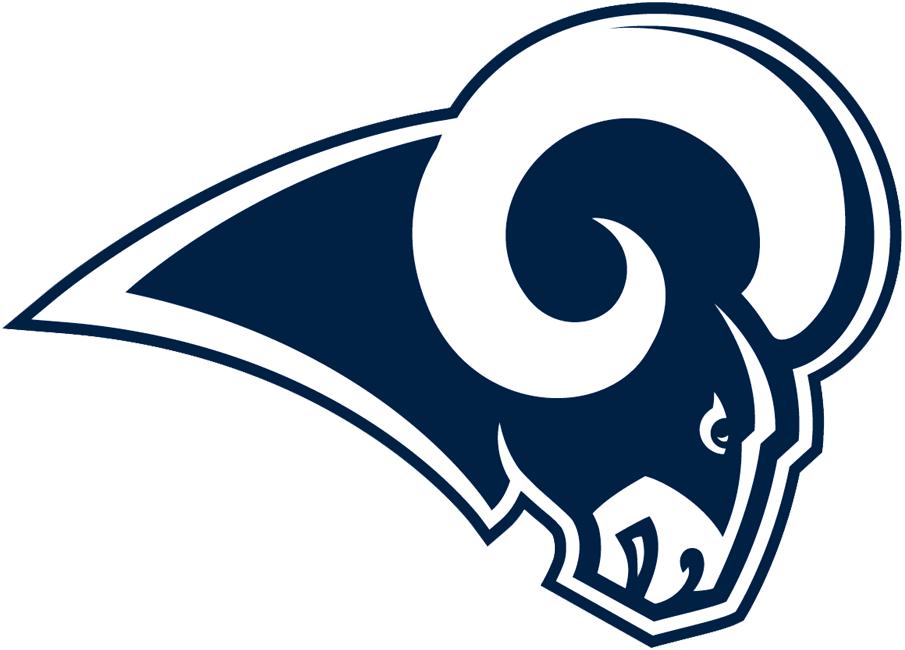Los Angeles Rams SLU Figures