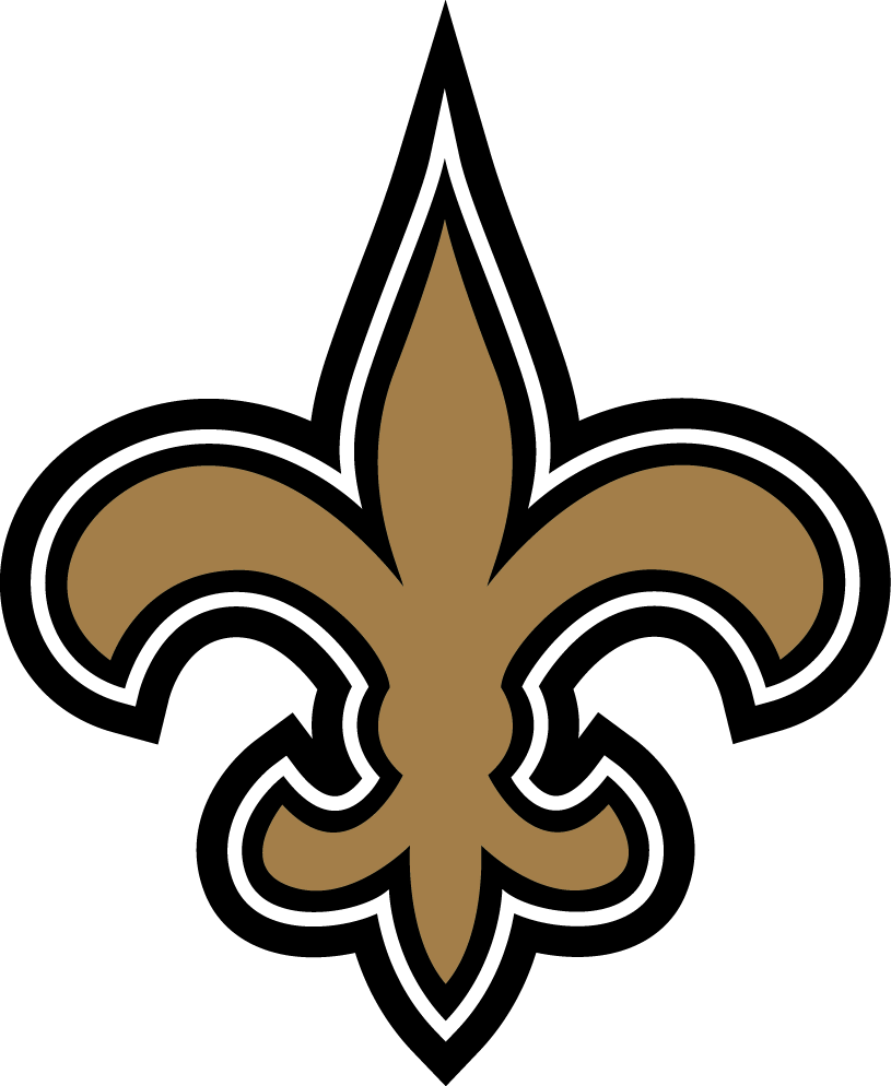 New Orleans Saints SLU Figures