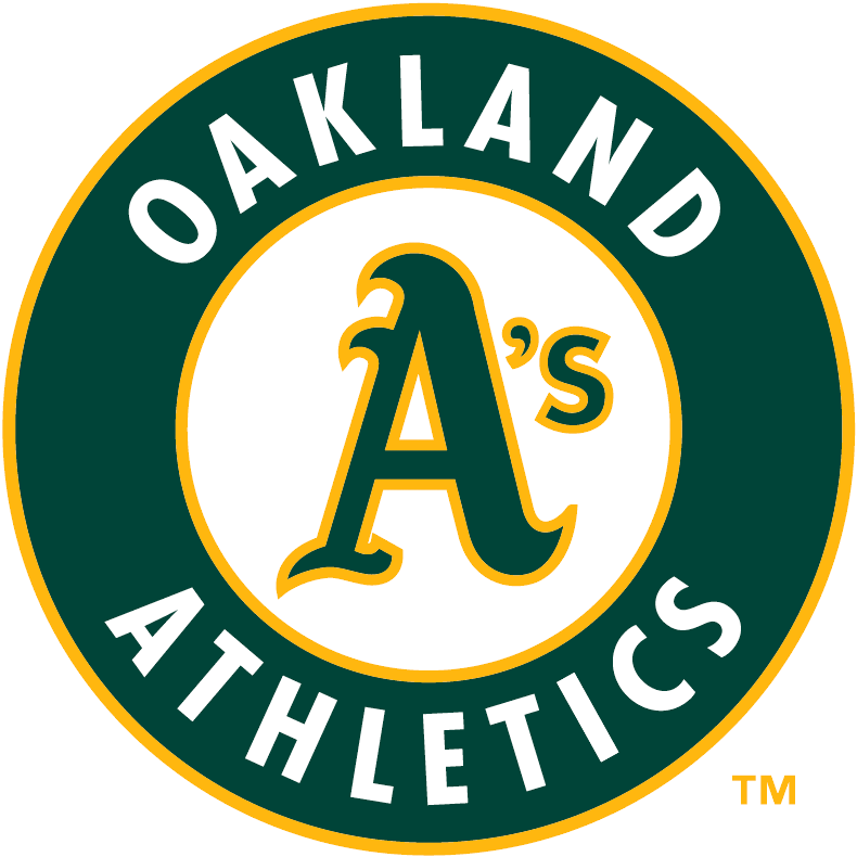 Oakland Athletics SLU Figures