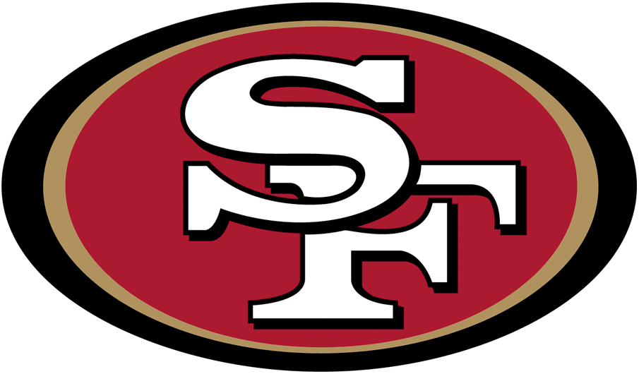 San Francisco 49ers SLU Figures