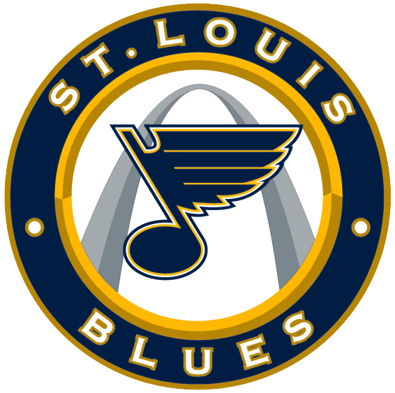 St. Louis Blues SLU Figures